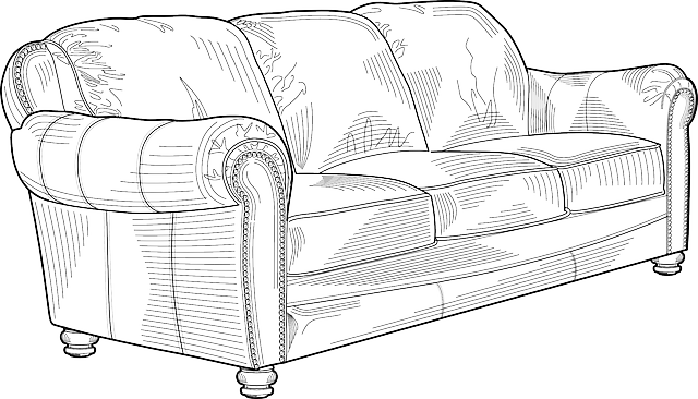 Couch Sofa Modern Free Vector Graphic On Pixabay