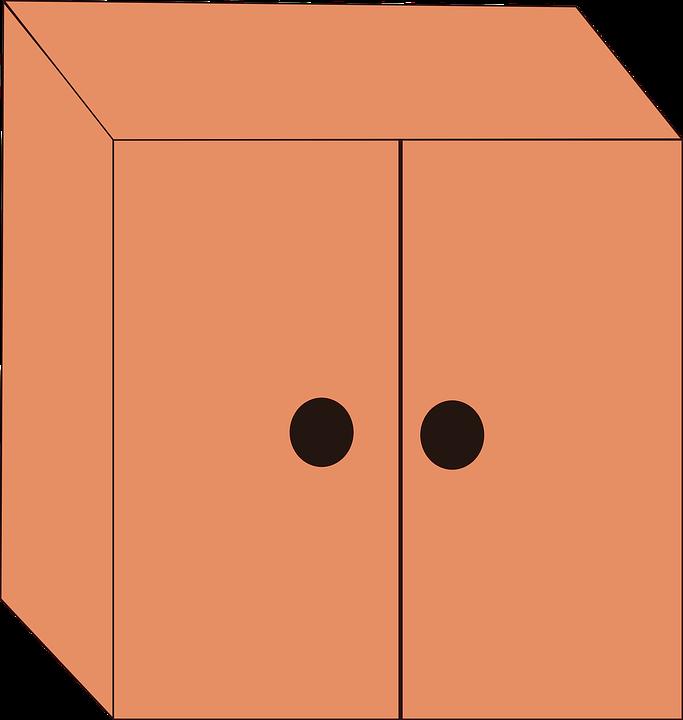 Cabinet Storage Closet Pantry