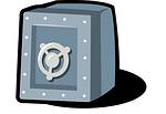safe, vault, lockbox