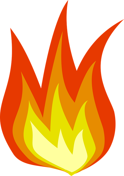 fire yellow flame free vector graphic on pixabay rh pixabay com vector frames and borders free vector flame design