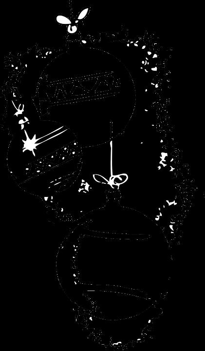 Kostenlose vektorgrafik ornamente dekoration schwarz for Dekoration schwarz