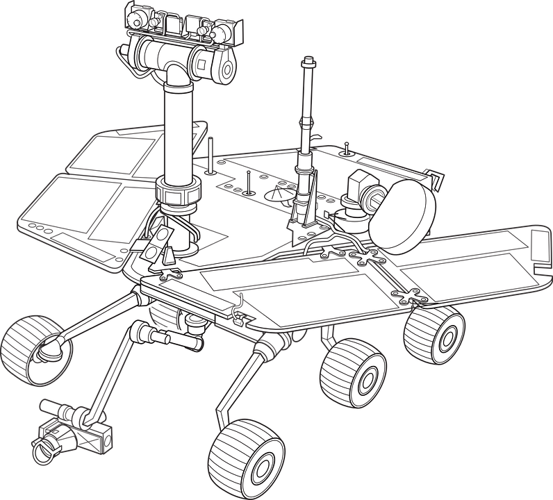 How To Draw Nasa Rover Free Download Oasis Dl Co