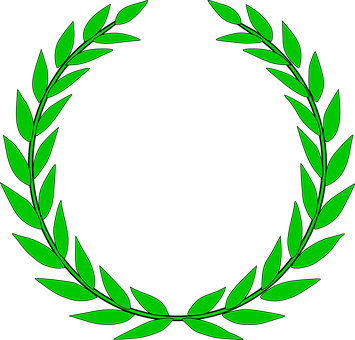 Laurel Wreath, Award, Wreath