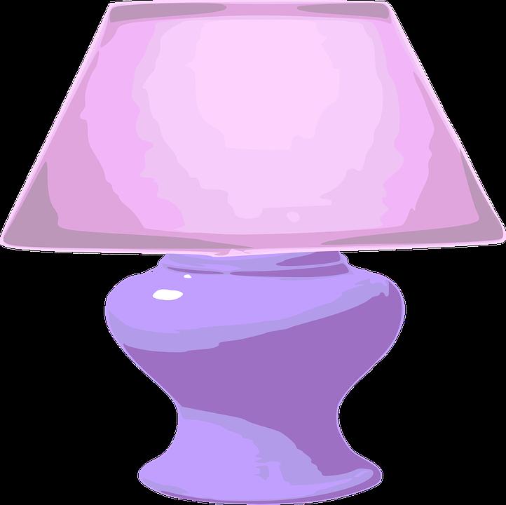 Vector gratis: lámpara, púrpura, dibujos animados   imagen gratis ...