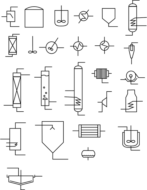 Apparatus Chemistry Lab Shapes 183 Free Vector Graphic On