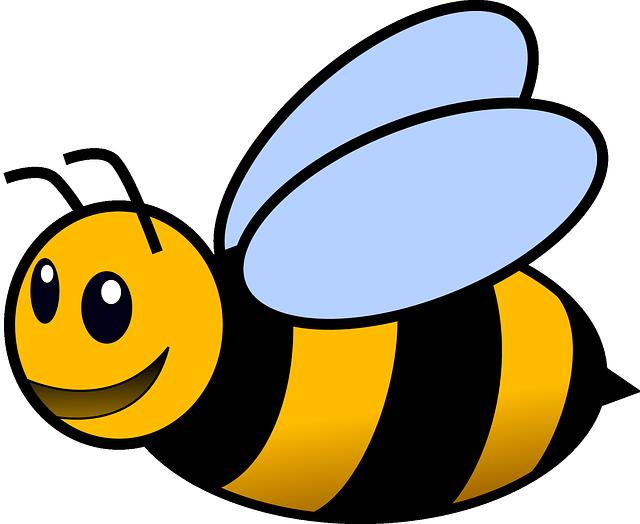 bumblebee honeybees beehive  u00b7 free vector graphic on pixabay honey bee clip art free honey bee clip art black and white