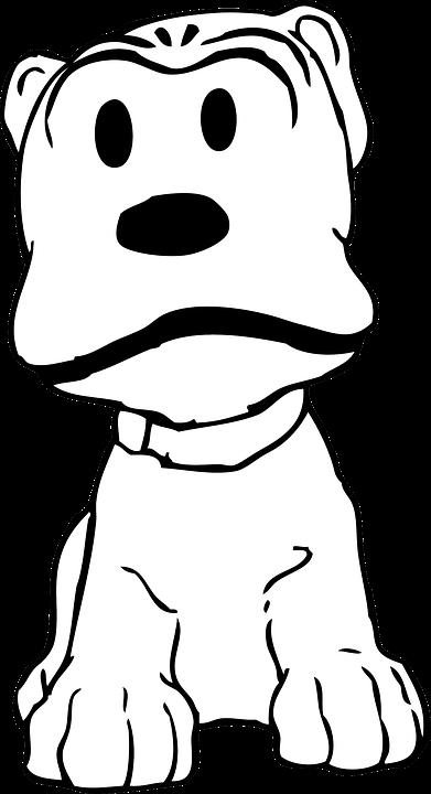 Kumpulan Gambar Kartun Hewan Sedih Gratis Terbaik