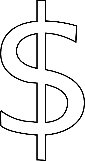 dollar signs coloring pages free - photo#19