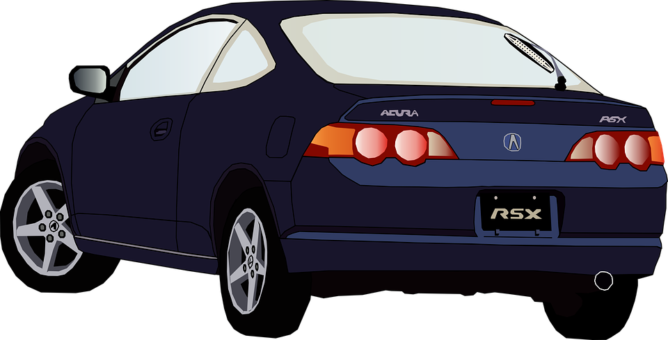 Car Auto Sedan Free Vector Graphic On Pixabay