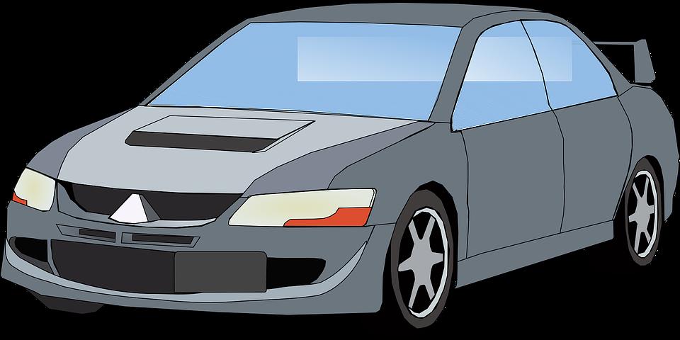 Рисунок для фотошопа машина
