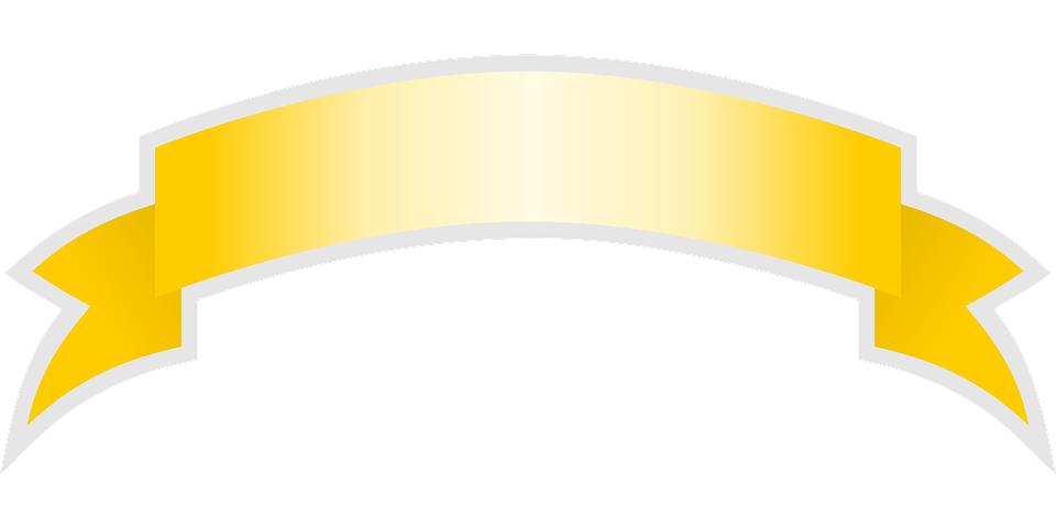 curved banner