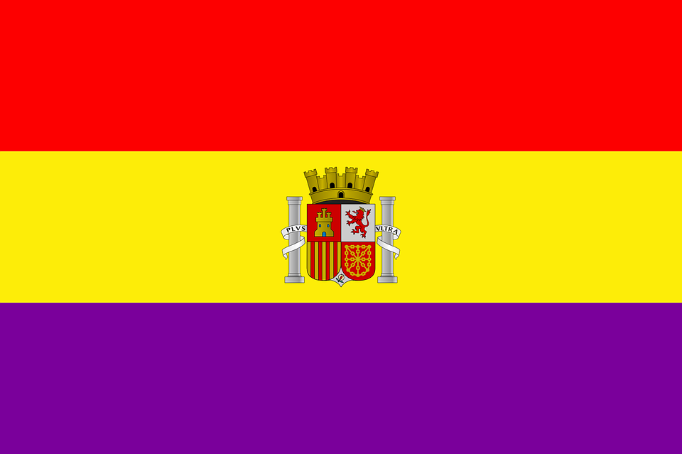 drapeau espagne espagnol - Drapeau Espagnol A Imprimer