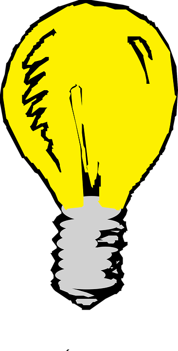 lightbulb electric light free vector graphic on pixabay lightbulb electric light free vector