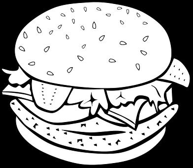 100 Free Sandwich Food Vectors Pixabay