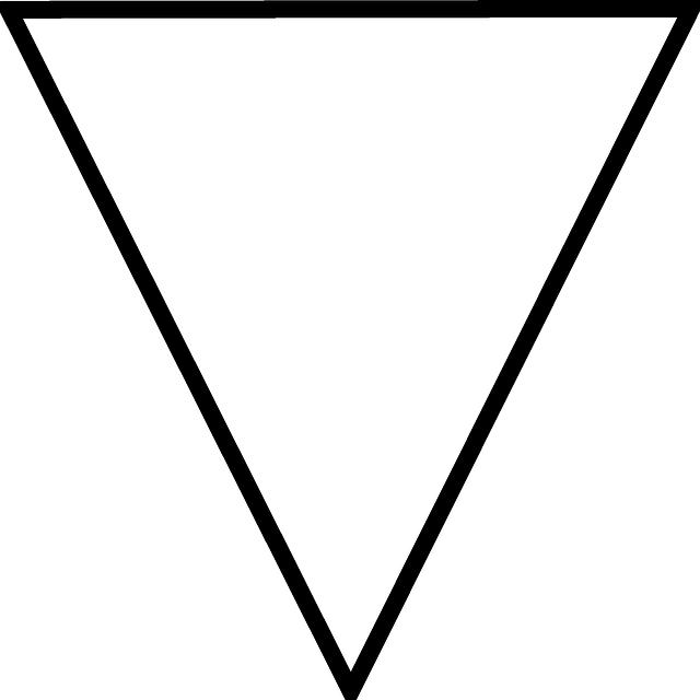 segi tiga geometri bentuk 183 gambar vektor gratis di pixabay