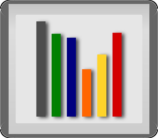 graph statistics bar  u00b7 free vector graphic on pixabay