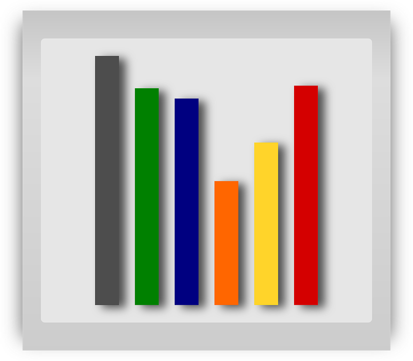 graph statistics bar 183 free vector graphic on pixabay