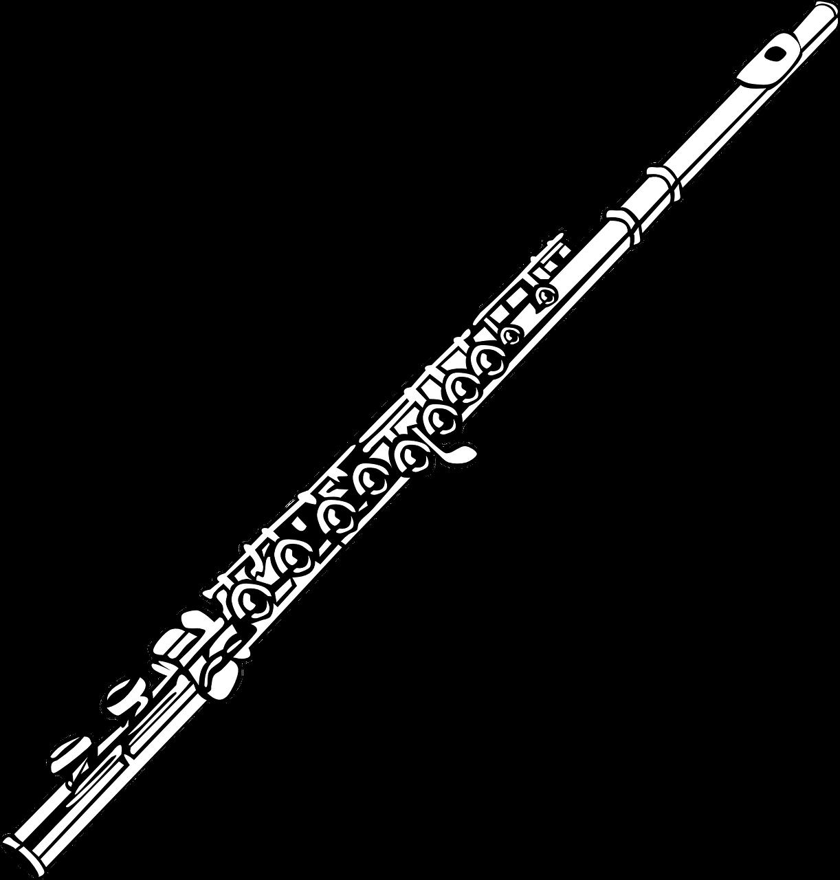 Fløyte Musikal Instrument - Gratis vektorgrafikk på Pixabay