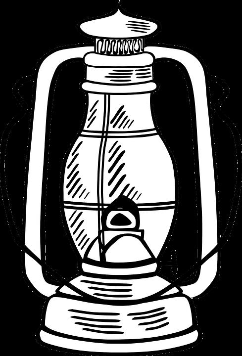 Lantern Oil Lamp Kerosene