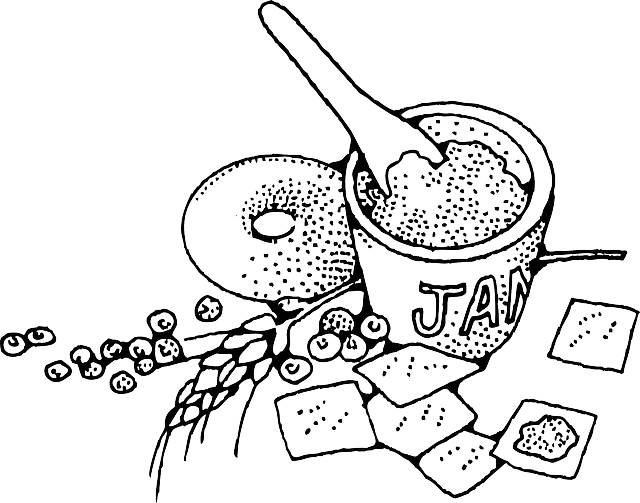 Free vector graphic: Jam, Sweet, Food, Kids, Breakfast ...