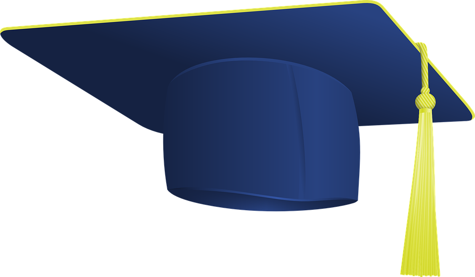 Mortar Board Graduation Graduand · Free vector graphic on ...