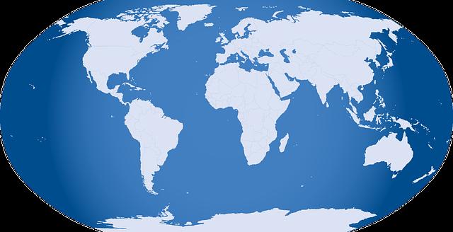 Free vector graphic globe world map earth free image on free vector graphic globe world map earth free image on pixabay 32299 gumiabroncs Choice Image