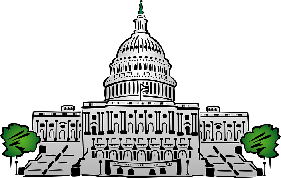 Capitol, United States, Washington, Capital, United