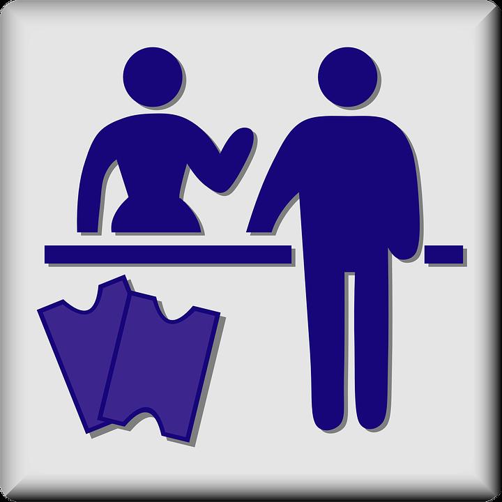 Concierge Hotel Service Free Vector Graphic On Pixabay