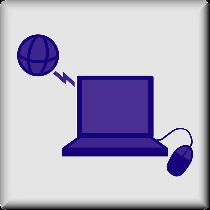webové stránky pro připojení
