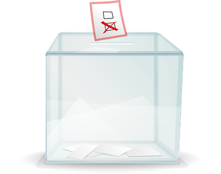 Ballot Box, Box, Poll, Election, Vote