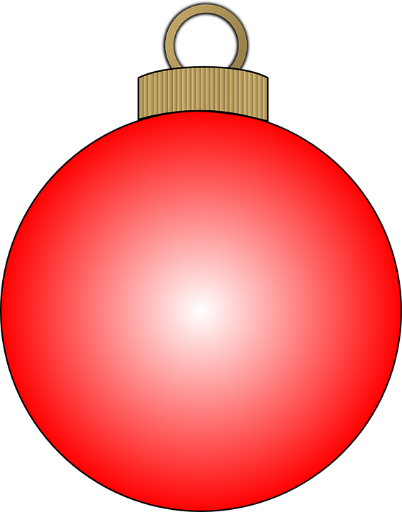 bulb christmas decoration free vector graphic on pixabay