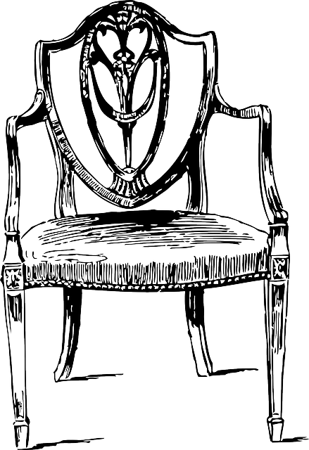 Free vector graphic Chair Furniture Wooden Old Free Image on