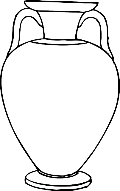 Vase Handicraft Jar Free vector