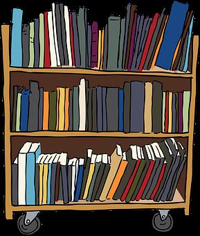 Bookshelf Bookcase Furniture Shelves