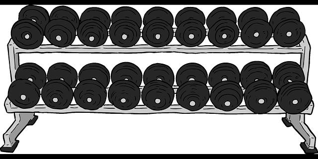 kostenlose vektorgrafik hanteln rack gewichte eisen kostenloses bild auf pixabay 32815. Black Bedroom Furniture Sets. Home Design Ideas