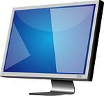 lcd, monitor, screen
