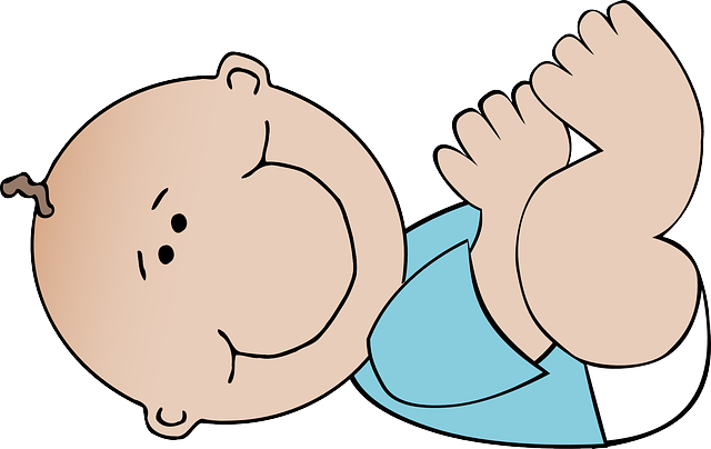 Baby Boy Blue Free Vector Graphic On Pixabay