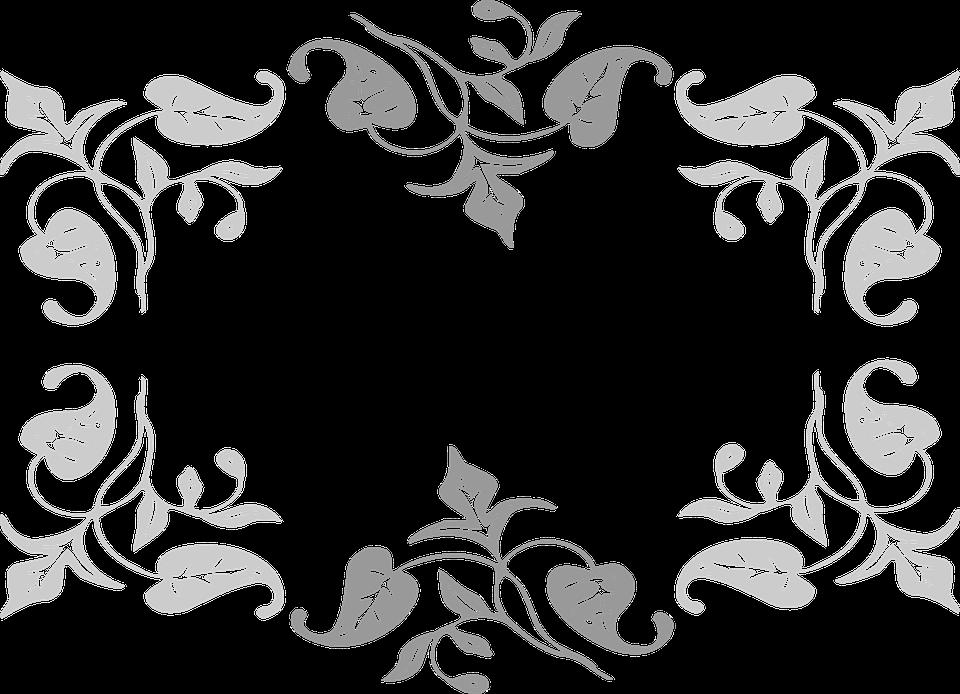 Grenze Rebe Blätter · Kostenlose Vektorgrafik auf Pixabay