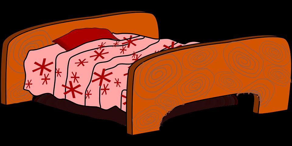 Легло, Легла, Одеало, Спалня, Мебели, Вез, Bedframe