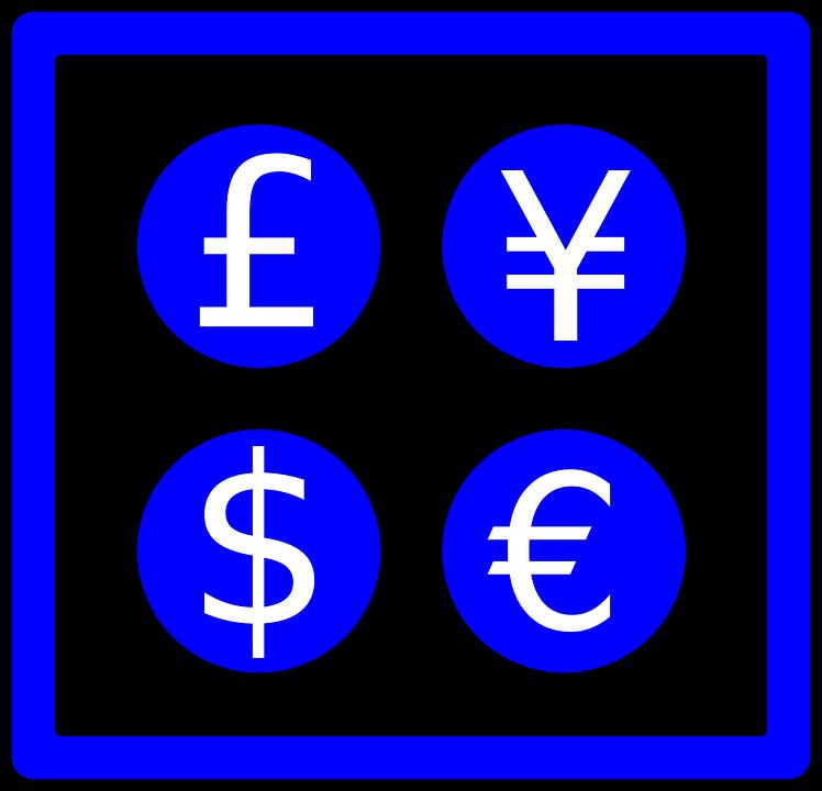 britiske pund tegn