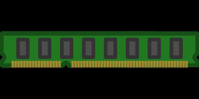 Memory, Ram, Chip, Random, Access