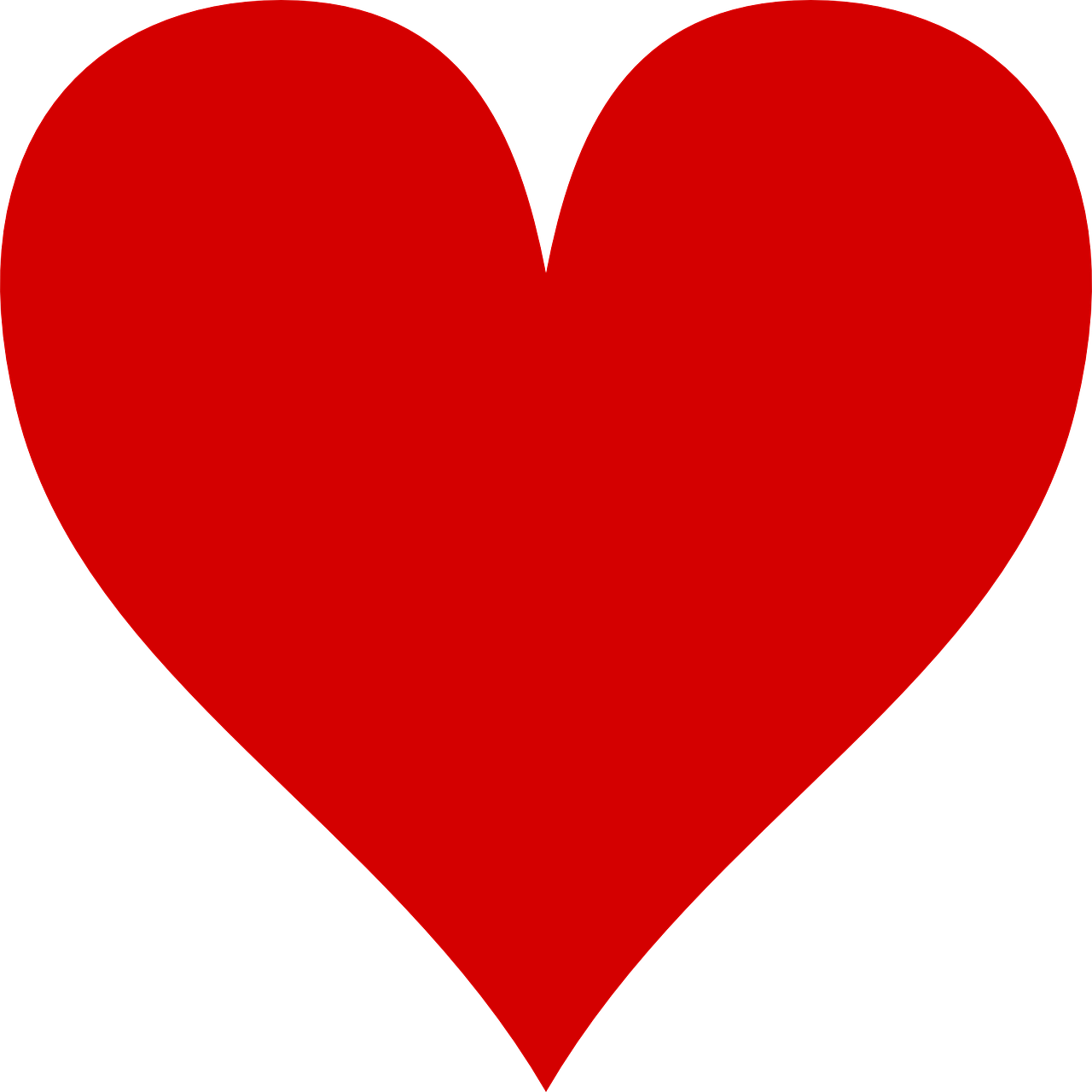 Hearts Card Shape Playing - Free vector graphic on Pixabay