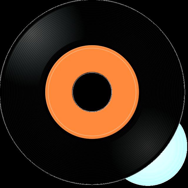 Vector gratis registro de vinilo jukebox disco - Plato discos vinilo ...