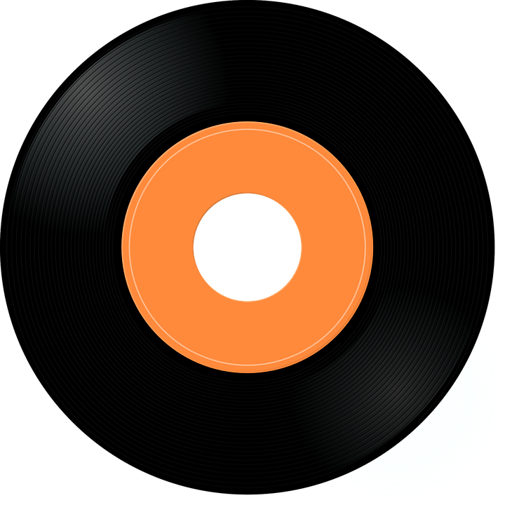 Free vector graphic: Record, Vinyl, Jukebox, Disc, Music  Free Image