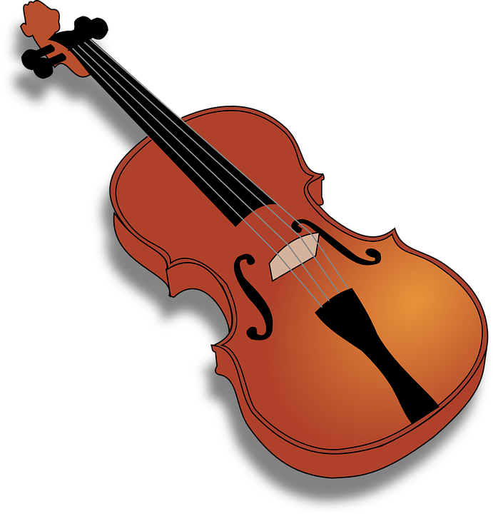 violin classic instrument · free vector graphic on pixabay