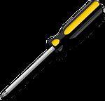 screwdriver, star