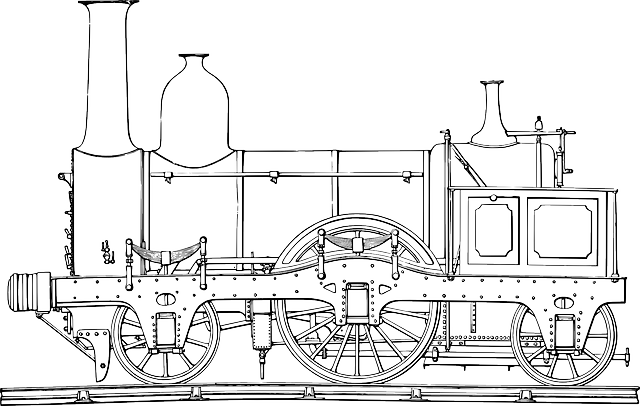 steam engine train  u00b7 free vector graphic on pixabay