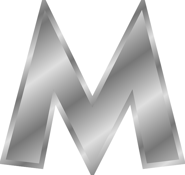 Alphabets M Letters Free Vector Graphic On Pixabay