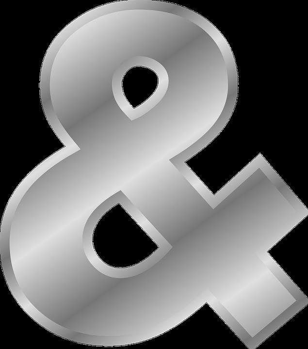 Ampersand No Love Symbols Pics