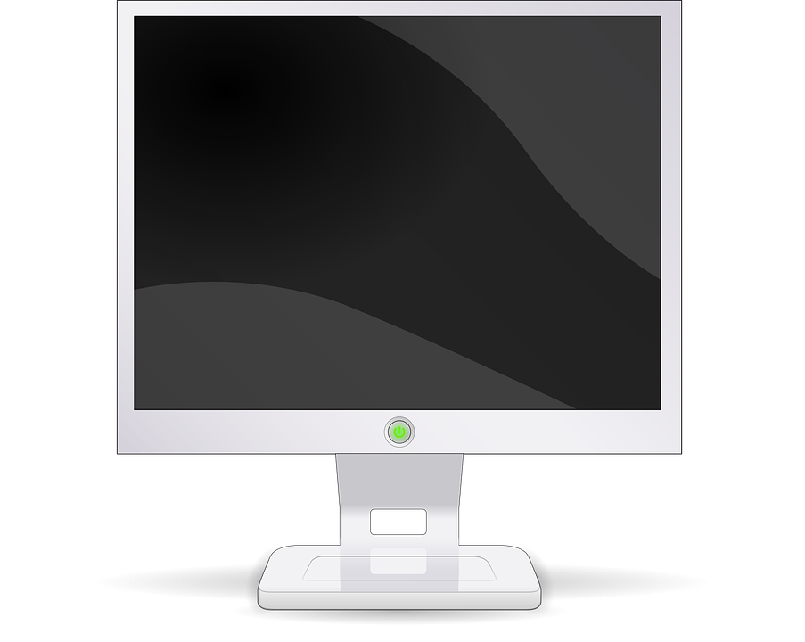 Monitor Lcd Screen - Free vector graphic on Pixabay